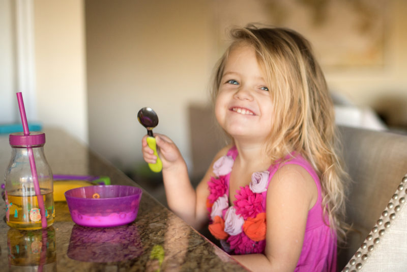 Eating for sleep: What should your child eat to sleep better?