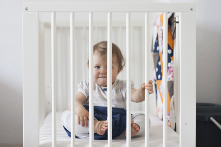 Where should my child sleep? Age appropriate sleep options for your child