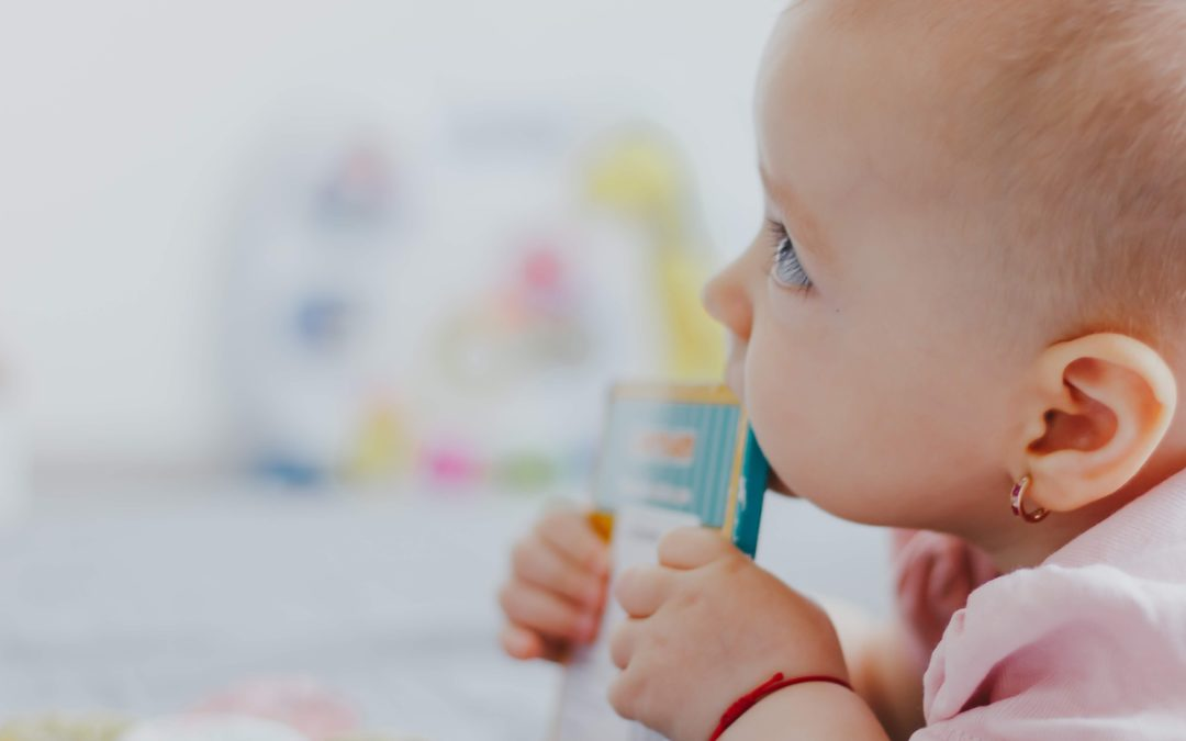 The Truth About Teething And Sleep